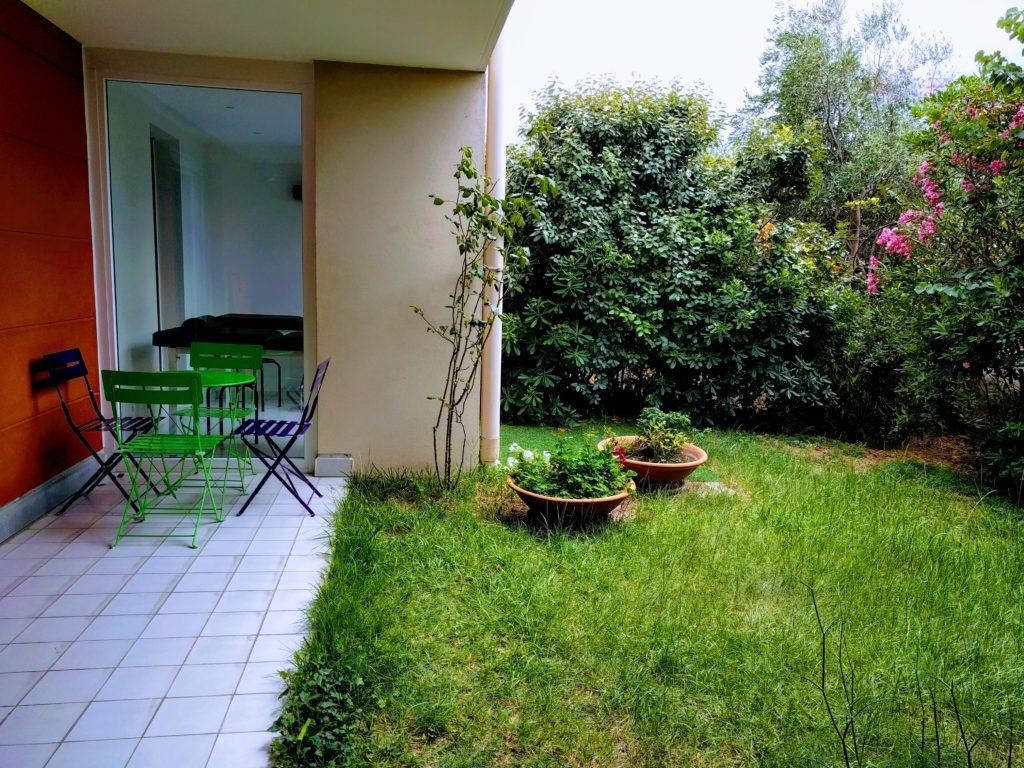 Jardin Cabinet DE LALEU